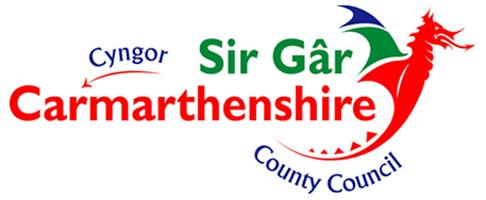 Logo Cyngor Sir Gar Carmarthenshire County Council