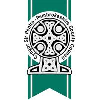 Logo Cyngor Sir Penfro - Pembrokeshire County Council Logo